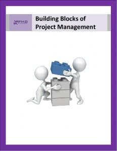 Building Blocks of Project Management