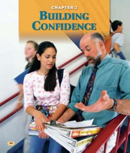 BUILDING CONFIDENCE 24