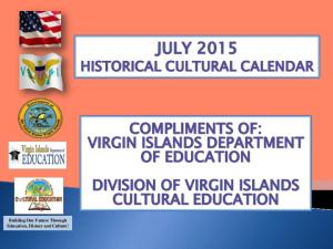 Building Our Future Through Education, History and Culture!