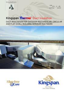 BUILDING SERVICES DUCTWORK