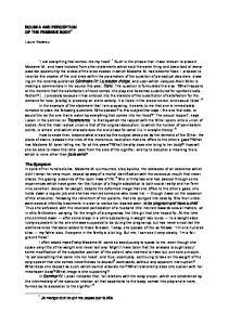 BULIMIA AND PERCEPTION OF THE FEMININE BODY 1. Laure Naveau