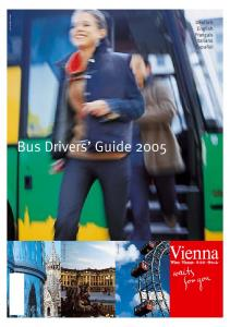 Bus Drivers Guide 2005