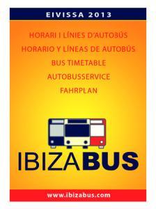 BUS LINE MAP