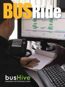 bushive MANAGES MOTORCOACH DATA