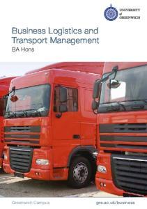 Business Logistics and Transport Management
