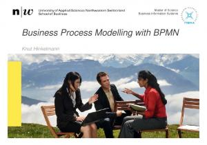 Business Process Modelling with BPMN