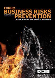 BUSINESS RISKS PREVENTION