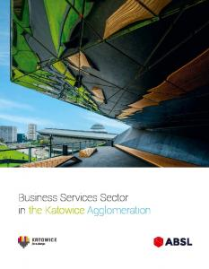 Business Services Sector in the Katowice Agglomeration