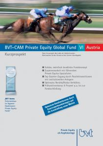 BVT-CAM Private Equity Global Fund VI