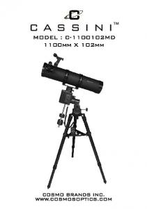 C A S S I N I. MODEL : C MD 1100mm X 102mm COSMO BRANDS INC