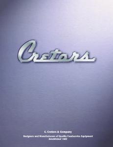 C. Cretors & Company