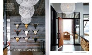 Cabin, reimagined 2014 HOME OF THE YEAR