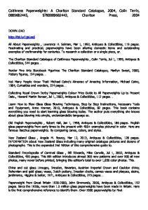 Caithness Paperweights: A Charlton Standard Catalogue, 2004, Colin Terris, , , Charlton Press, 2004