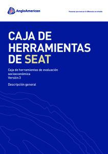 CAJA DE HERRAMIENTAS DE SEAT