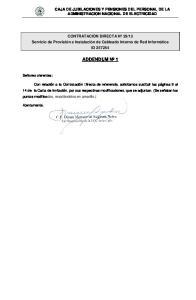 CAJA DE JUBILACIONES Y PENSIONES DEL PERSONAL DE LA ADMINISTRACION NACIONAL DE ELECTRICIDAD