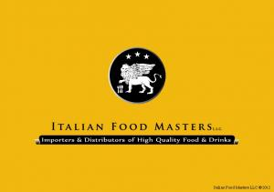 Cakes & Desserts. Cakes & Desserts. 100% Product of Italy