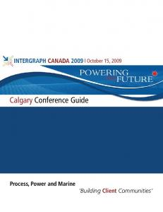 Calgary Conference Guide