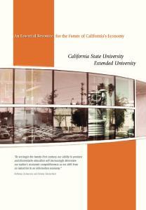 California State University Extended University