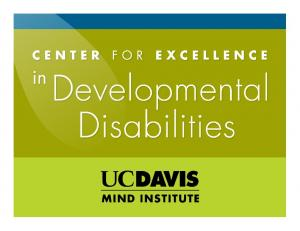 California Statistics for People with Developmental Disabilities