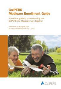 CalPERS Medicare Enrollment Guide