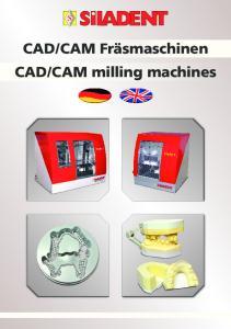 CAM milling machines
