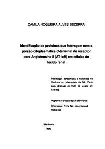 CAMILA NOGUEIRA ALVES BEZERRA