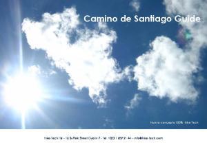Camino de Santiago Guide
