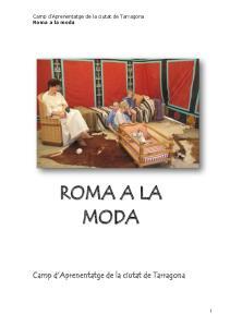 Camp d Aprenentatge de la ciutat de Tarragona