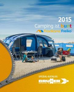 Camping ist bunt SPEZIAL-KATALOG
