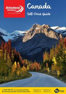 Canada. Self-Drive Guide