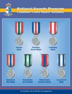 Canadian Coast Guard Auxiliary