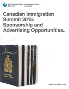 Canadian Immigration Summit 2015: Sponsorship and Advertising Opportunities