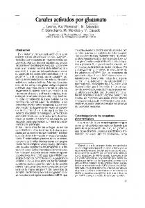 Canales activados por glutamato