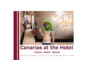 Canarias at the Hotel