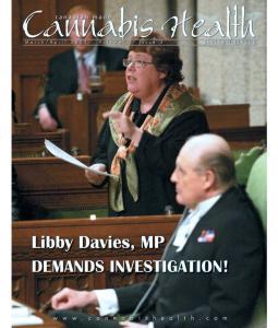 Cannabis Health Editorial...6