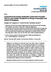 CAP Emissions