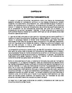 CAPITULO III CONCEPTOS FUNDAMENTALES