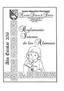 CAPITULO VII TITULO I DE LAS ESTUDIANTES