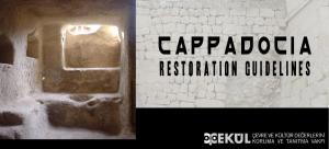 Cappadocia Architectural Restoration Educational Project. Editor & Graphic Design & Photographer : Publisher : Mart Matbaası
