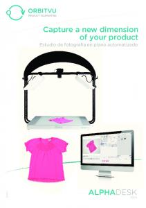 Capture a new dimension of your product