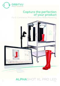 Capture the perfection of your product