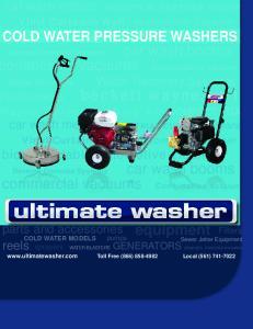 car wash booms commercial vacuums Combination Vacuum
