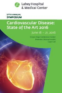 Cardiovascular Disease: State of the Art 2016