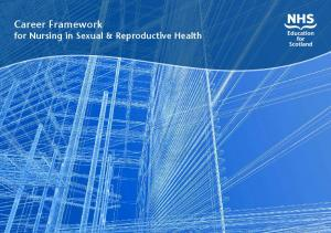 Career Framework for Nursing in Sexual & Reproductive Health