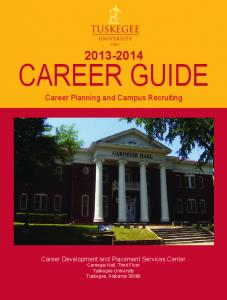Career Planning and Campus Recruiting