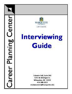 Career Planning Center