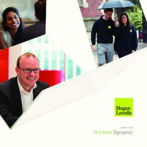 Careers in law The New Dynamic