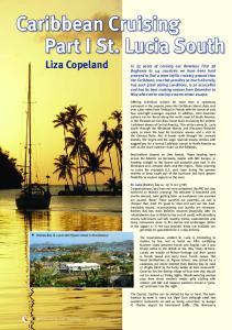 Caribbean Cruising Part I St. Lucia South