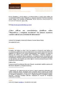Carlos de Pro Chereguini, Antonio de Pro Bueno, Francisca Serrano Pastor Universidad de Murcia