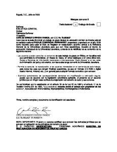 CARLOS ERNESTO RIVERA RAMOS